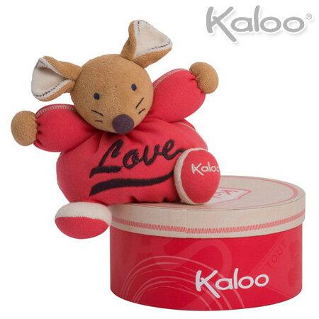 Kaloo(カルー)ねずみ ぬいぐるみ(小) スイートライフ(出産祝い お誕生日プレゼント クリスマスプレゼント 贈り物 ギフト)(週末最大ポイント10倍セール)