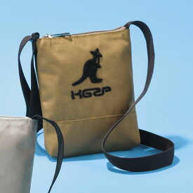 カンゴールスポーツ ミニショルダーバッグ カーキ(ブランドバッグ 鞄 バッグ)(内祝い 結婚内祝い 出産内祝い 新築祝い 結婚祝い ギフト 引き出物 お返し)