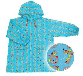 子供用レインコート Numbers(ナンバーズ) マメールマディ(雨具 雨合羽 防水加工 防湿加工 キッズ用 男の子向け 出産祝い お誕生日プレゼント クリスマスプレゼント)(お買い物マラソンセール)