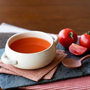 完熟フルーツトマトスープ