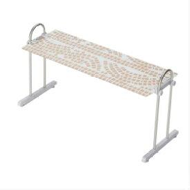 ■新生活応援価格■ガラス置き棚1段 幅60cm PPG1-60よく使う食器や調理器具が置けて便利 タクボ/TAKUBO/PPG160
