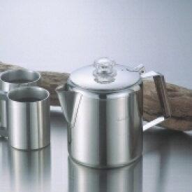 キャプテンスタッグ M-1224 パーコレーター6カップ