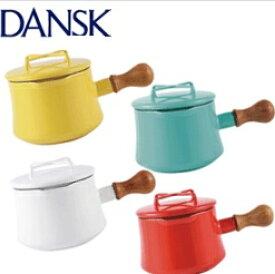 ■ショップチャンネルで放送■ DANSK ダンスク ソースパン SAUCEPAN 片手鍋 13cm チリレッド ・ ティール ホーローウェア デンマーク
