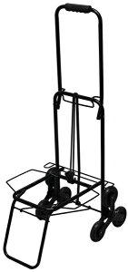 ■送料無料■アルミス 3輪キャリーカート BK-40B 耐荷重40kg 階段でも運べる3輪キャスター