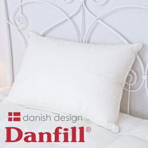 ■送料無料■ダンフィル Danfill フィベールピロー 45x65cm JPA121 丸洗いOK 高級ホテルのようなふわふわの寝心地♪ ふんわりマシュマロ枕/洗える枕/ウォッシャブル枕/清潔/ふわふわ