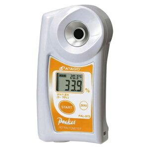 ■送料無料■ポケット調味料濃度計(キッチン濃度計) PAL-97S パル 醤油、ソース、ケチャップ、たれなど、さまざまな調味料の濃度測定が可能!わずか2〜3滴で測れるポケット濃度計!