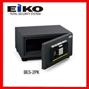 【メーカー直送の為代引き不可】■送料無料■エーコー 家庭用耐火金庫 BES-2PK 小型金庫 EIKO一般紙用30分耐火試験合格