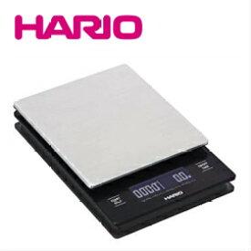 入荷5月末頃 HARIO ハリオ V60 メタルドリップスケール VSTM-2000HSV 抽出量と時間を同時に計測スケール/ハンドドリップ /タイマー/計測/はかり/家庭用/ギフト/プレゼント