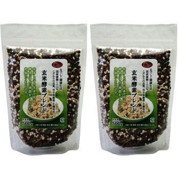 玄米酵素ブレンド1kgセット【定期購入】