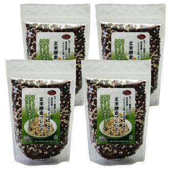 玄米酵素ブレンド2kgセット(500g×4袋)