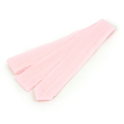 日本製 純毛モスリン長尺腰紐1本入り着付け小物 和装小物 着物 和装 浴衣 こしひも こし紐