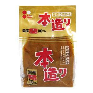 ギノー 本造りみそ 塩分10.8% 600g − 義農味噌