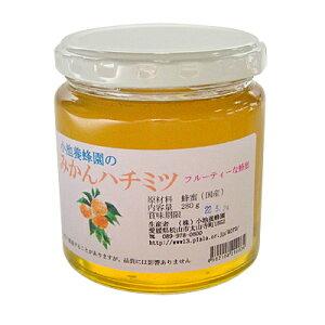 みかんのハチミツ 280g − 小池養蜂園