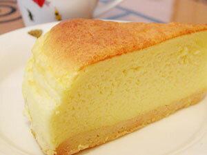 瀬戸内レモン風味のチーズケーキ スフレタイプ 5号 − お菓子工房おち