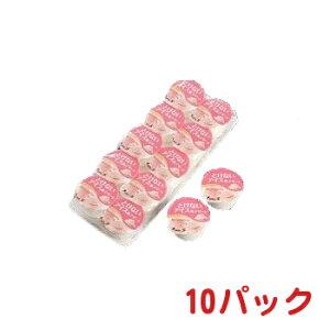 とけないアイス風デザート いちご風味 35g×100 − ヤヨイサンフーズ