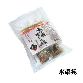 京風まる鍋 1〜2人前(ボイル精肉50g、濃縮たれ200ml) − 水幸苑