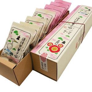 松山銘菓 道後夢菓子噺 (どうごむかしばなし) 白鷺4個・椿4個 詰合せ 8個/箱 − 一六本舗