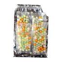 ドキドキスロット つめ替え用 ラムネ菓子 4色 6袋×5
