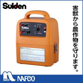 スイデン電柵1万V仕様 SEF-100-4W