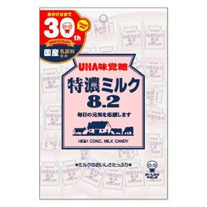 UHA味覚糖 特濃ミルク8.2 93g