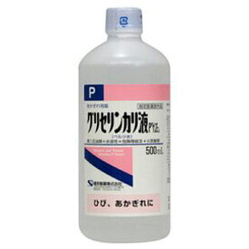 健栄製薬 グリセリンカリ液P「ケンエー」 500ML