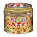 【殺虫剤特集】 金鳥 金鳥香3種の香り 30巻缶