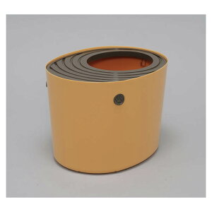 アイリスオーヤマ 上から猫トイレ プチ PUNT-430 オレンジ