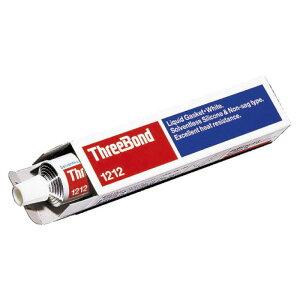 (T)スリーボンド 液状ガスケット シリコーン系 TB1212 100g 白色 1263552