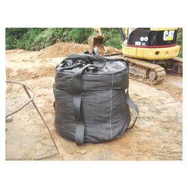 (T)萩原 ターピー耐候性大型土のうBLACK(ブラック) 100KT 1年対応 1枚入 J100KT
