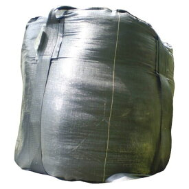 (T)萩原 J-Bag(ジェイバッグ)301 ブラック 土木用大型土のう無鉛タイプ 排出口無し 1枚 J301BL1T