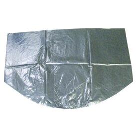 (T)萩原 J-Bag(ジェイバッグ)大型土のう丸型カバー Aタイプ 天井部切込み付き Φ1.2m×高さ0.9m JBCA