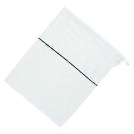 (T)萩原 ワンタッチ1人充填土のう ホワイト 48cm×62cm (200枚入) SPJ4862200