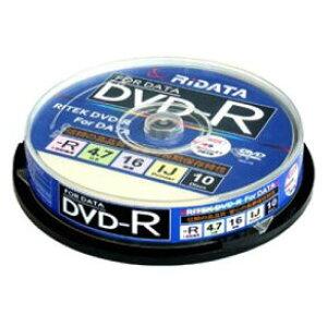 RiDATA DVD-R 10枚 16×SPB
