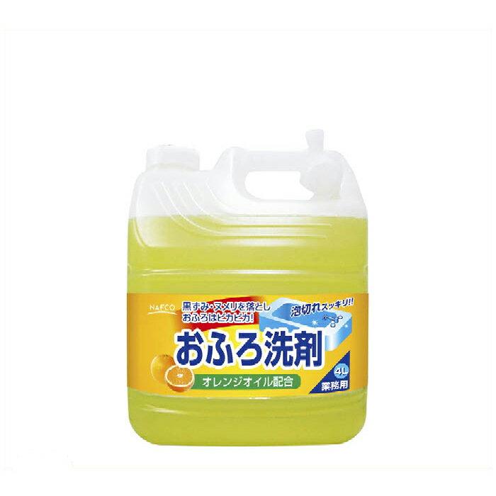 ナフコオリジナル Nおふろの洗剤 4000ml