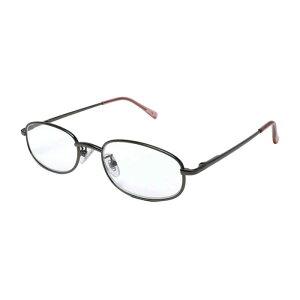 バネ蝶番小玉老眼鏡 NF08 +0.5
