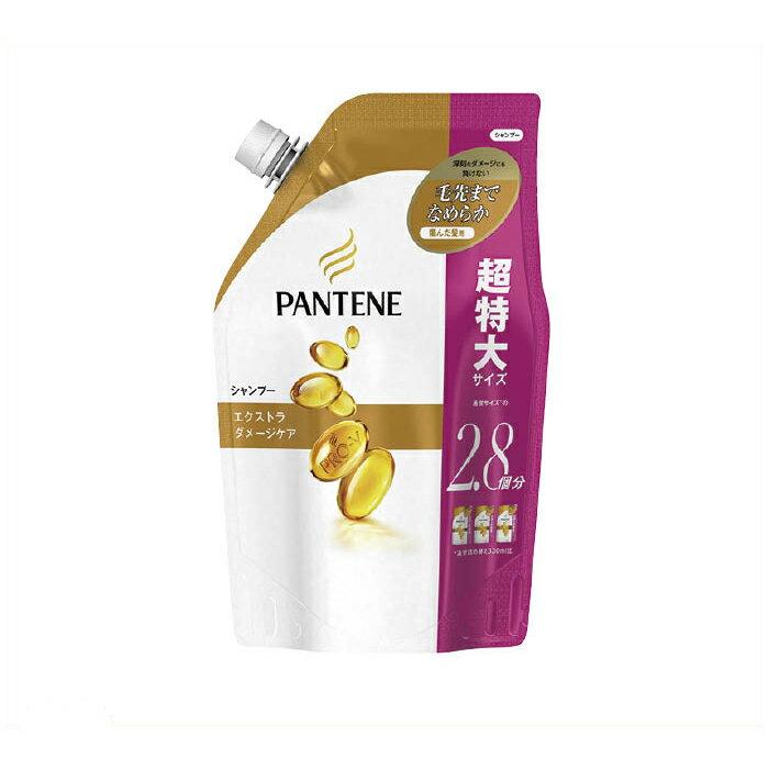 P&G パンテーン エクストラダメージケア シャンプー替超特大 950ml