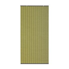 【日よけ・オーニング特集】カラースクリーン 88×180グリーン
