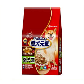 ユニ・チャーム 愛犬元気柴犬用7歳以上用 2.1kg