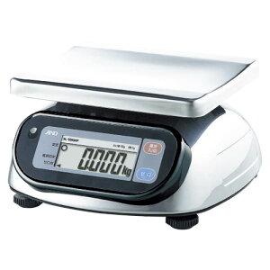 (T)A&D 防塵・防水デジタルはかりウォーターボーイ0.005kg/10kg