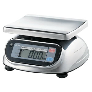 (T)A&D 防塵・防水デジタルはかりウォーターボーイ0.01kg/20kg