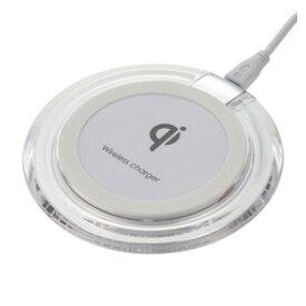 オーム電機 AudioComm ワイヤレス充電器 MAV-W10-W