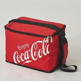 コカコーラ クーラーバッグ15L RD CC19-04SW