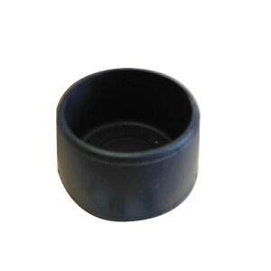 清水 エラストマーゴム脚 丸型 48 ブラック