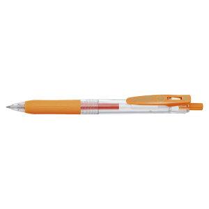 ジェルボールペン サラサクリップ0.4 [オレンジ] 0.4mm JJS15-OR