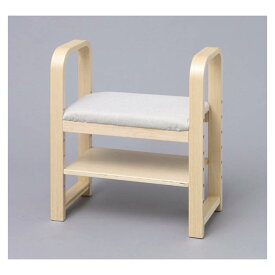 玄関用介護椅子 GC−55 ナチュラル