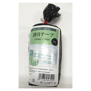 ニチバン誘引テープ緑 10巻13mm×30m