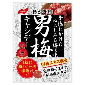 ノーベル製菓 男梅キャンデー 80g
