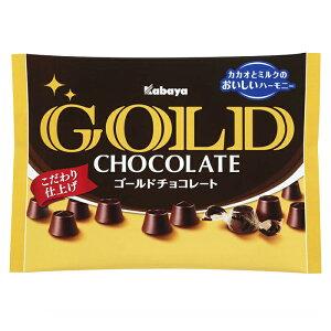 カバヤ ゴールドチョコレート
