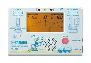 ヤマハ チューナーメトロノームディズニー 限定デザイン TDM-700DD2