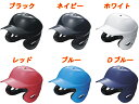 SSK/エスエスケイ「ソフトボール用」両耳付 打者ヘルメットH6000